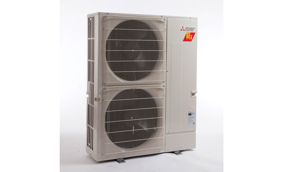 Mitsubishi Electric US Cooling and Heating Division: Hyper-Heating Inverter™ (H2i®) MXZ multi-zone heat pump system/MXZ-4C36NAHZ