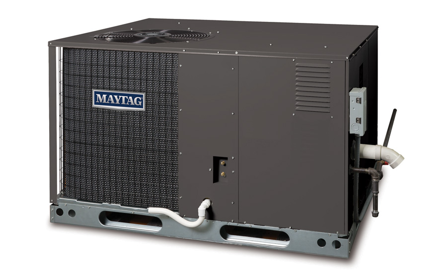 Maytag: PPG3HE packaged gas/electric unit