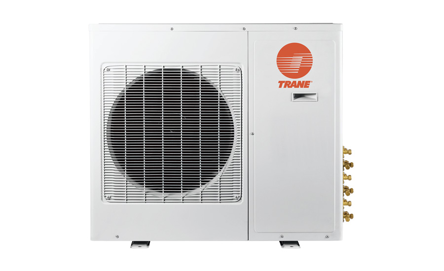 Trane Ductless: MZ Series multi-zone heat pump