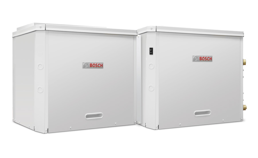 Bosch: Greensource CDi Series SM split system water-source geothermal heat pump