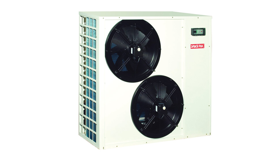 SpacePak: Solstice Extreme reverse cycle heat pump