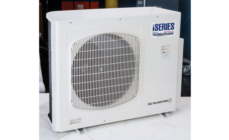 Unico System: iSeries G-50 inverter heat pump, IS18G050