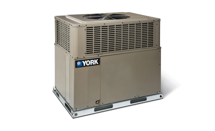 York: LX Series PHE4, PHE4B36201A packaged heat pump
