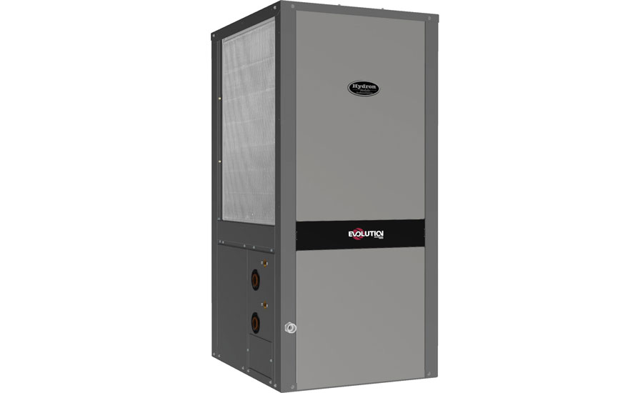 Hydron Module: HYT Evolution Series vertical, water-to-air, packaged, geothermal heat pump
