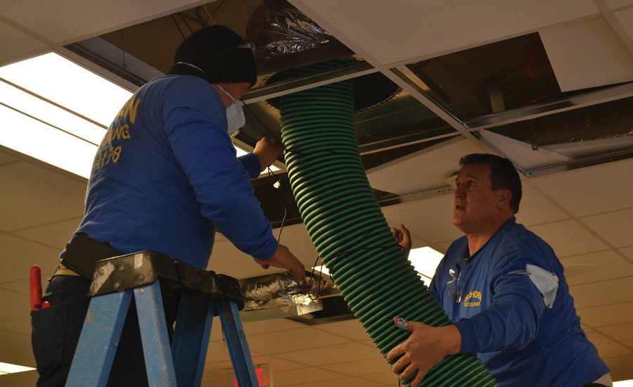 Duct-cleaning Services Require a Contracting Commitment | 2015-09-21 |  ACHRNEWS