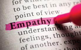 Empathy is a key that can unlock many doors.