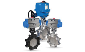 Bonomi North America: Butterfly Valves