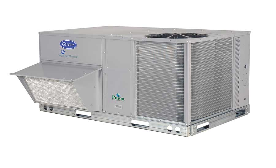Carrier  Model: WeatherMaster® 50HCQ packaged rooftop unit