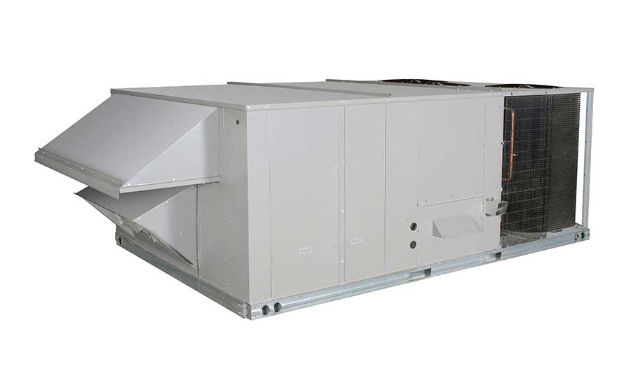 Day & Night  Model: RGS210-336 packaged gas/electric unit