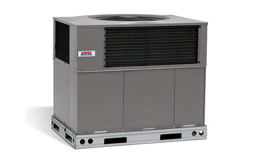 Heil  Model: PGR5 packaged gas/electric unit