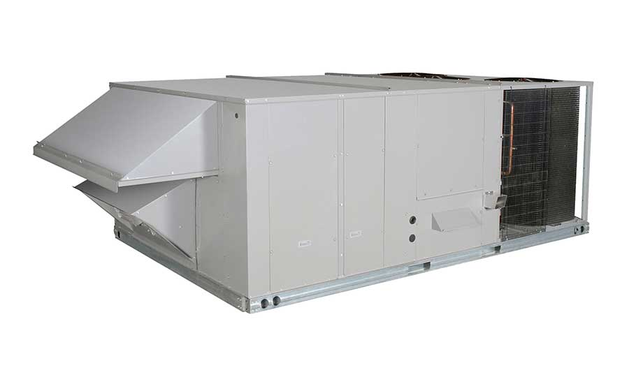 Heil  Model: RGH181-303 packaged gas/electric unit