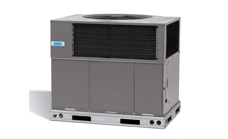 KeepRite  Model: PGR5 packaged gas/electric unit