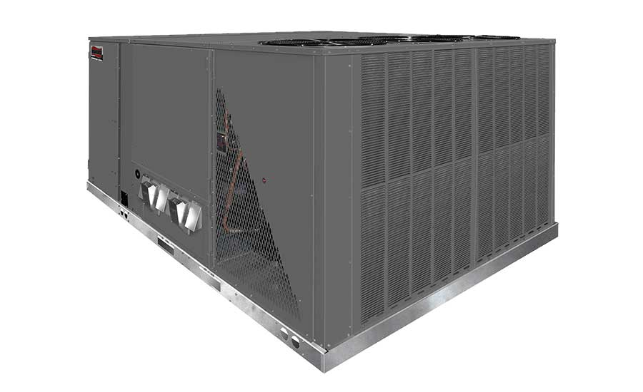 "Ruud  Model: RKHL-D H2ACâ""¢ packaged rooftop unit with eSync integration technology"