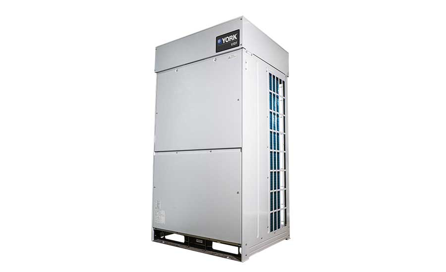 York  Model: VRF heat recovery systems and VRF heat pump systems