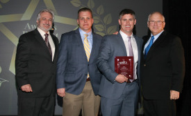 Home Energy Experts, Reno, Nevada, received the National Comfort Institute's (NCI) 2015 Contractor of the Year award for the Medium Size Category earlier this year.