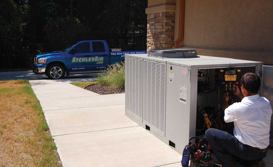 Atchley Air chose not to market 13-SEER units to customers ahead of the U.S. Department of Energy (DOE) standards — instead focusing its marketing efforts on multi-stage equipment.