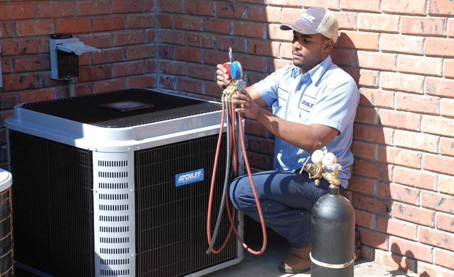 While a 14-SEER unit costs about 10 percent more than 13-SEER equipment, Fort Smith, Arkansas-based Atchley Air is not seeing the price difference causing homeowners to repair rather than replace.