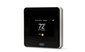 Through guided programming options, homeowners can maintain control of their home comfort system or simply let the Côr thermostat do all the work for them.