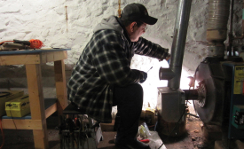 OIL AND GAS: Contractors servicing customers who use heating oil say that its price does not affect the services and features they offer. Photo courtesy of Kim Brookes; http://bit.ly/1L6XLQw