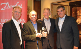 Danfoss recently announced EMCOR Services Mesa Energy Systems in Irvine, California, as the winner of the sixth annual EnVisioneer of the Year Award.