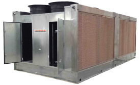 Technical Systems (TSI), a division of RAE Corp.: Evaporative Air Cooler