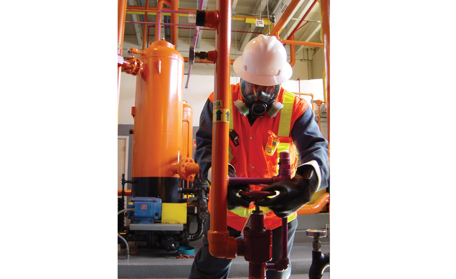 Operators of facilities that use ammonia refrigeration equipment must write and enforce standard operating procedures, buy the proper personal protective equipment (PPE), and practice what they preach with regard to safety