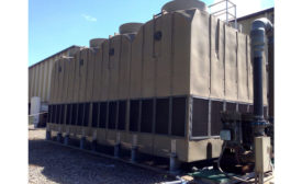 HDPE engineered plastic cooling towers are designed to solve corrosion problems.