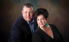 Husband-and-wife team, Brad and Jennifer Schneider, took over Schneider's 72 Degrees, in Fredericksburg, Texas, in 2004.