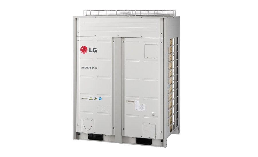 LG's Multi V IV features Vapor Injection Technology for maximum performance in cold climates and in low-ambient conditions without the need for an additional low-ambient kit.