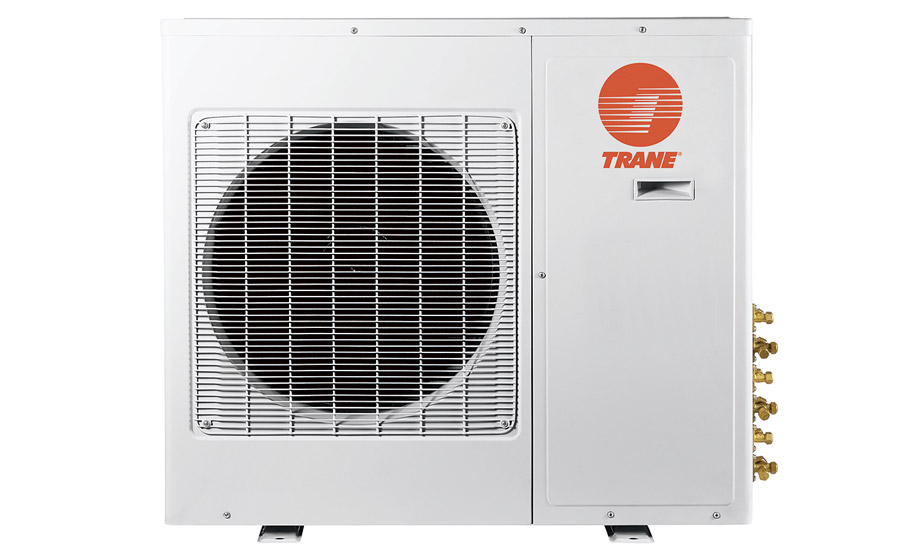 Trane's latest addition to its portfolio, the Trane U-Match, is a high-efficiency, commercial-grade mini-split.