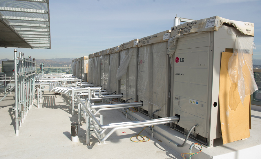 vrf systems demonstrate sustainability energy efficiency