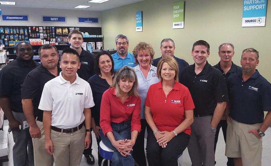 Source 1 HVAC Supply Center Opens in Jacksonville, Florida