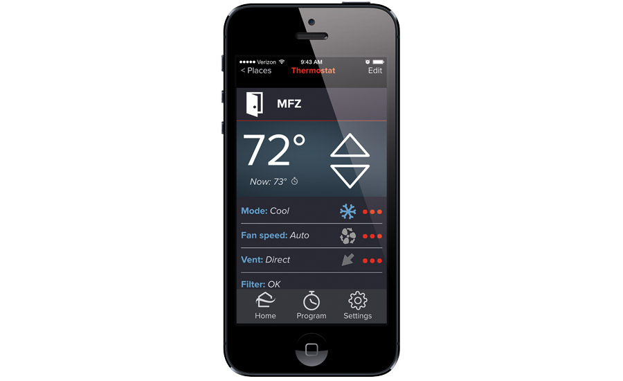 Mitsubishi Electric US Cooling U0026 Heating Division: Controller App