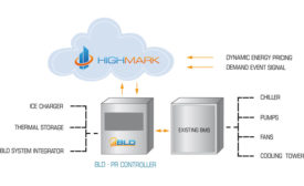 HIGHMARK's Building Load Deferment (BLD) integrates into existing building systems to supervise and regulate energy consumption and demand.