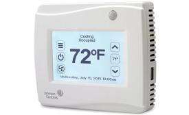 Johnson Controls Inc.: Thermostat Controllers
