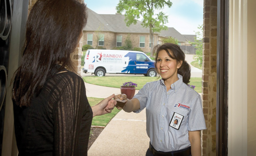 The Dwyer Group, a holding company of 11 service franchise brands, including Air Serv Heating & Air Conditioning, launched the Women in the Trades program in 2012.