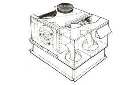 heat pump package unit