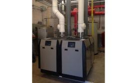 Weil-McLain SlimFit 1500 condensing boilers