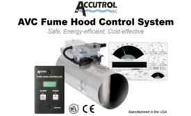 Accutrol AVC Fume Hood Control System