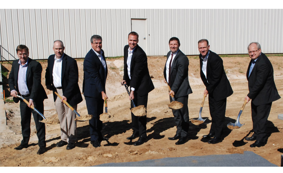 Danfoss Breaks Ground on New Laboratory in Tallahassee, Florida