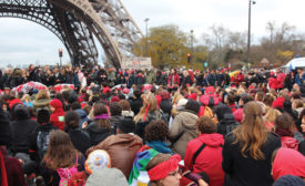 During COP21, Paris became ground zero for the growing movement to encourage the world's governments to address climate change.