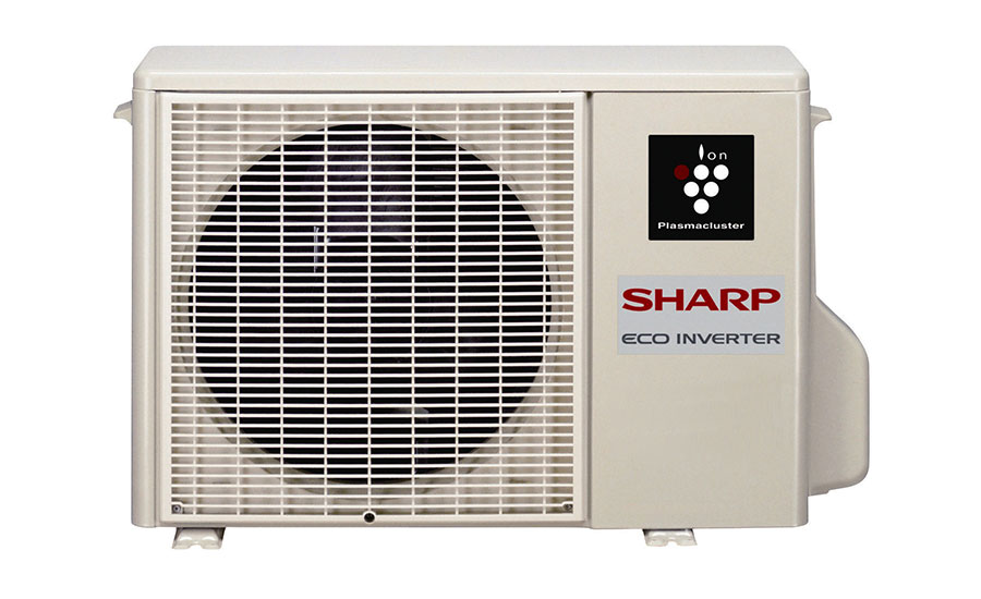 Sharp ductless mini split line