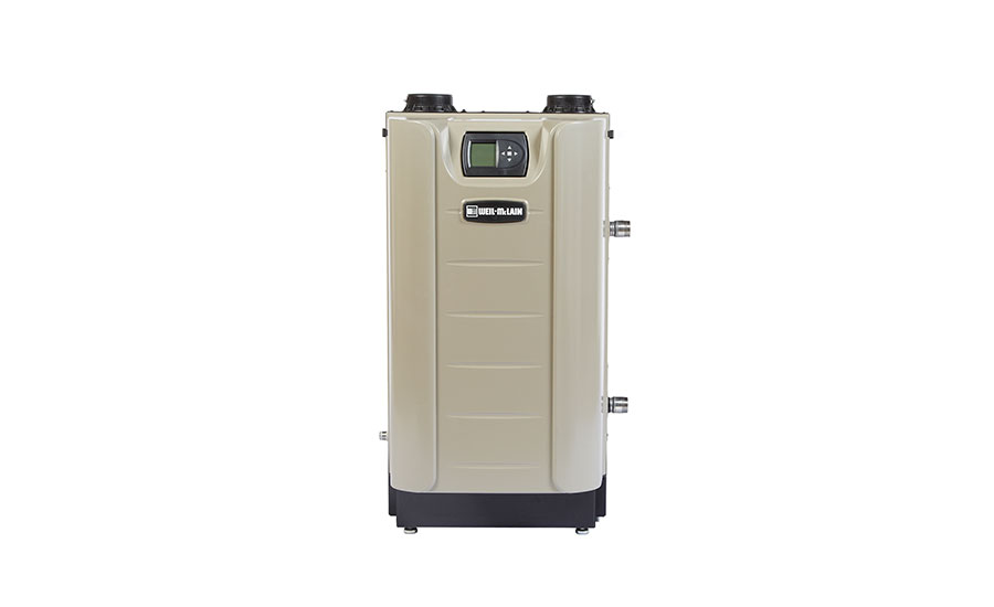 Weil-McLain High-Efficiency Condensing Boiler