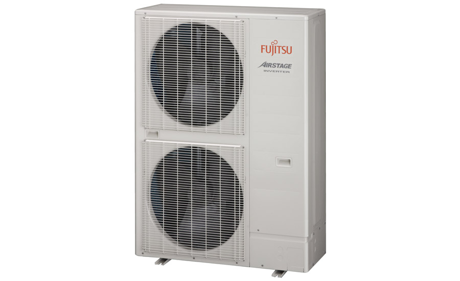 Fujitsu General America Inc Vrf Heat Pump 2016 02 01