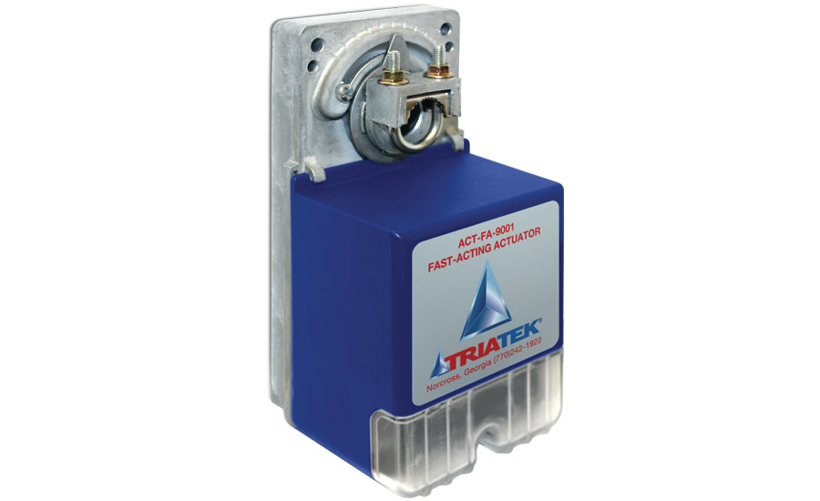 Triatek: Air Valve Actuator