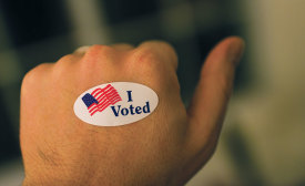 The 2016 elections will undoubtedly have an impact on the HVACR industry, which is why many industry leaders are stressing the importance staying informed and voting accordingly. Photo courtesy of Michael Bentley, http://bit.ly/michaelbentley