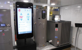 Rheem's EcoNet Smart Home System enables homeowners to customize their homes' air and water systems.