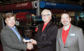Ductsox Names Hoffman & Hoffman its 2015 Rep of the Year
