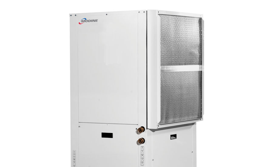 Modine announced its geothermal and water-source heat pump systems have earned the Air-Conditioning, Heating, and Refrigeration Institute AHRI certified mark.