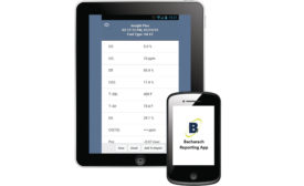 Bacharach Inc. recently released its Reporting App, which makes it easier than ever for a user to add combustion data from the combustion analyzer onto his or her mobile device and into the real world.